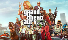 A3 SIZE - GTA GRAND THEFT AUTO GAMING 2 GIFT / WALL DECOR ART PRINT POSTER
