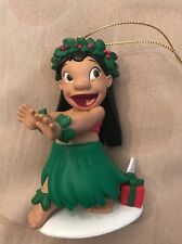 Disney Grolier Lilo Christmas Decoration Ornament Presidents Edition