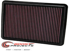 K&N Washable Lifetime Performance Air Filters 33-2448