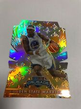 2013-14 (WARRIORS) Panini Crusade Insert Orange Die Cut Jermaine O'Neal 84/99