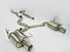 OBX CatBack Exhaust For 2010 2011 2012 Subaru Legacy GT 2.5L Turbo N/A AT MT