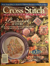 Cross Stitch & Country Crafts Magazine December 1993