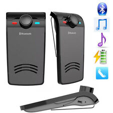 Wireless Bluetooth Car Speaker Handsfree Stereo Music player For Mobile Phone