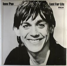 "12"" LP - Iggy Pop - Lust For Life - A4401 - washed & cleaned"
