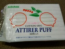 Suzuran attirer puff ,total ( 240 sheets)