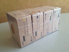 4 FC sets of 4 Xerox Docucolor 12 / Document Centre 50 toner (TOTAL 16 TONERS)
