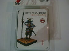 Kensei Kuge Clan Hero model 2 blister metal Zenit miniatures new