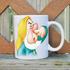 Tazza ceramica EOLO SETTE NANI ceramic mug