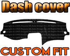 Fits  2004 - 2008  ACURA TSX  DASH COVER MAT  DASHBOARD PAD / BLACK
