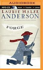 Chains: Forge 2 by Laurie Halse Anderson (2015, MP3 CD, Unabridged)