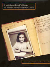 Inside Anne Frank's House: An Illustrated Journey Through Anne's World, Hans Wes