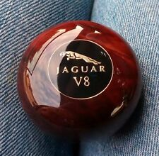 Jaguar Wood, Walnut Growler Gear Shift Knob Super V8,XJ8,XK8,XJR,XKR,S-Type VDP