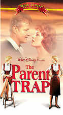 The Parent Trap [VHS] Hayley Mills, Maureen O'Hara, Brian Keith, Charles Ruggle