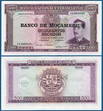 MOSAMBIK / MOZAMBIQUE 500 Escudos (1976) UNC  P. 118