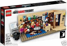 Brand New Sealed Lego Ideas / Cuusoo 21302 The Big Bang Theory (Bricks House)