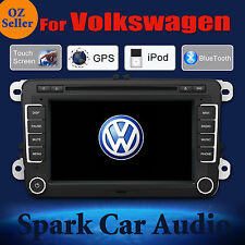 SPARK GPS DVD SAT NAV IPOD BLUETOOTH USB SD NAV FOR VW TIGUAN BETTLE TRANSPORTER