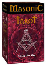 Masonic Tarot Deck – Silva – Mysteries of Freemasonry – Alchemical Elements