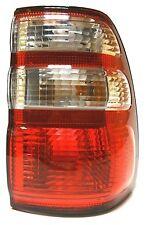 Toyota Land Cruiser HDJ100 02-04 FANALE POSTERIORE Destro laterake esterno,rosso