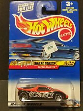2000 Hot Wheels #43 - Tony Hawk Skate Series 3/4 : Speed Blaster - 26046