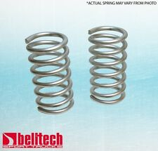 "Belltech 87-96 Ford F150 Std/Ext Cab 2"" Front Lowering Springs"