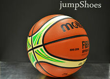 Molten BGL7X-YG Official RIO Olympic Games basketball ball NEW + gift