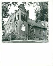 1961 Christian Reform Church Utah Original News Service Photo