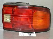 1992-1993-1994-1995 Mazda Protege Right Pass Genuine OEM tail light 07 7E3