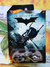 THE DARK KNIGHT BAT-POD Hot Wheels BATMAN SERIES 4/6 - C239