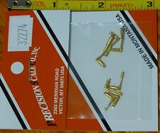 Precision Scale HO #32274 Overfire Jets (Brass Castings)