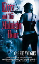 Kitty and The midnight hour,Carrie Vaughn,Werewolf,Witches,Sexy Vampire,Vintage,