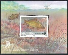 Namibia 1992 PESCE / DRAGONFLY / INSETTI / natura F / S (n16675)