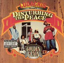 Disturbing Tha Peace/Ludacris: Golden Grain  Audio Cassette