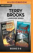 Terry Brooks Landover Series: Books 5-6: Witches' Brew & a Princess of...