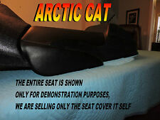 Arctic Cat ZR500 ZR600 ZR800 ZR900 2001-03 New seat cover with knee pads 837b