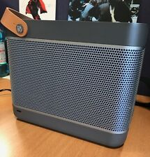 Bang & Olufsen Beolit 12 Airplay Portable Wireless Music System (Grey/Blue)
