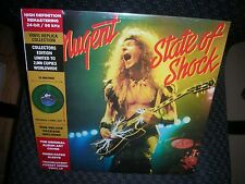 TED NUGENT // State of Shock [Green Vinyl] // BRAND NEW RECORD LP VINYL