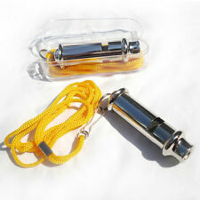 Sports Metal Referee Whistle Camping Survival Whistle Champion Useful