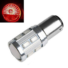 1PC 9W 5630 12 LED S25 1157 BAY15D Brake Tail Car Rear Light Bulb Red