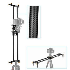 80CM CARBON FIBER CAMERA TRACK SLIDER RAIL SYSTEM(GOLD)