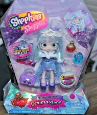 Shopkins Shoppies SPECIAL EDITION GEMMA STONE ~Limited Edition~Walmart Exclusive