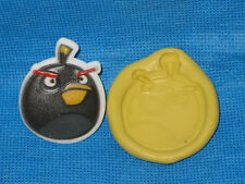 Bird Character Chocolate Fondant Silicone Push Mold #188 Cup Cake Gumpaste