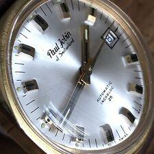 Paul Jobin Swiss Vintage Automatic Watch