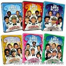 The Love Boat: Classic TV Series Complete Seasons 1 2 3 Box / DVD Set(s) NEW!