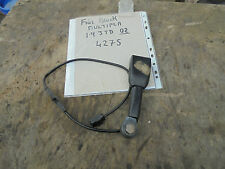 FIAT OFF SIDE FRONT DRIVERS SEAT BELT CLASP FROM MULTIPLA
