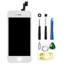 White LCD Display Touch Screen Digitizer Assembly Replacement for iPhone 5S USA