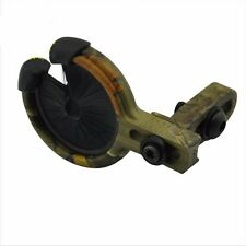 Camo Arrow Rest Biscuit Brush L/R  Hand Compound Bow Hunting Shooting Archery