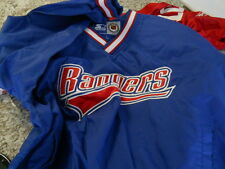 New York Rangers wind Jacket Starter  NHL  jersey youth large