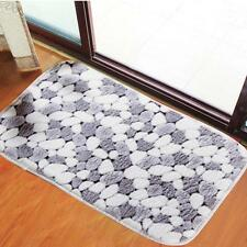 Soft Flooring Carpet Bathroom Bedroom Home Kitchen Shower Mat Non-slip Pad