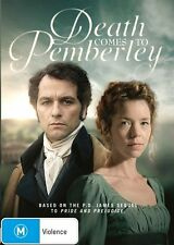 Death Comes to Pemberley [ DVD ] BRAND NEW & SEALED, Region 4, FREE Post...7452