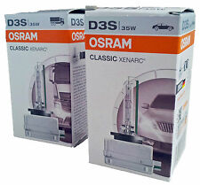 OSRAM D3S 35W PK32d-5  XENARC Classic 35W Xenon -Made in Germany- 2st 66340CLC